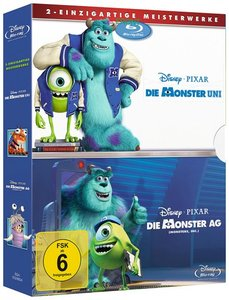 Die Monster AG & Die Monster Uni
