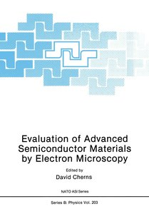 Evaluation of Advanced Semiconductor Materials by Electron Micro