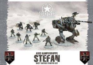 Heidelberger BF114 - Dust Tactics: Axis Kampfgruppe STEFAN