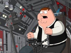Family Guy - Irgendwo, irgendwie, irgendwann auf der dunklen Sei