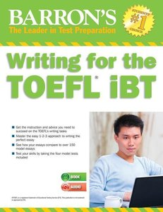 Writing for the TOEFL iBT with MP3-CD