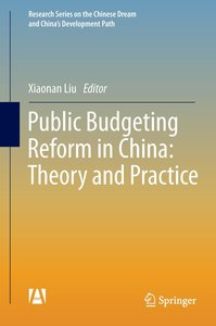 Public Budgeting Reform in China