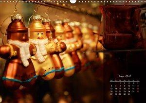 Kleine Weihnachtsgeschichten (Wandkalender 2017 DIN A3 quer)