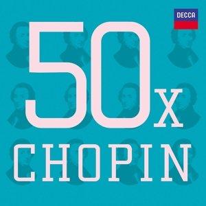50 X Chopin