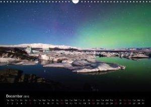 Iceland 63° 66° N (Wall Calendar 2015 DIN A3 Landscape)