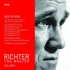 Richter-The Master Vol.1