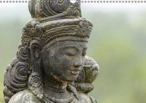 Bali, Statuen von Göttern und Dämonen (PosterbuchDIN A3 quer)