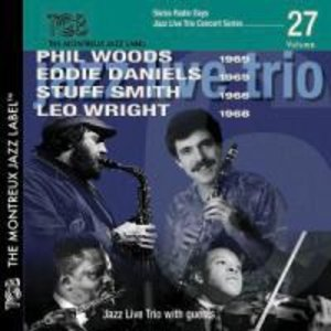 Swiss Radio Days-Jazz Live Trio Concert Series.