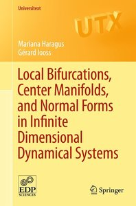 Local Bifurcations, Center Manifolds, and Normal Forms in Infini