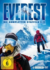 EVEREST - Boxset Staffel 1 - 3