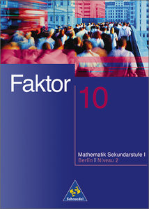 Faktor 10. Schülerband. Berlin