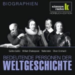 Galilei/Shakespeare/Wallenstein..