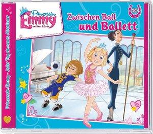 Prinzessin Emmy 10: Zwischen Ball und Ballett