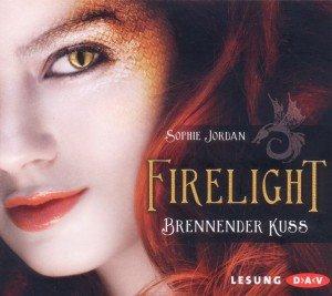 Firelight-Brennender Kuss