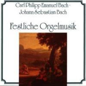 Bach/Festl.Orgelmusik
