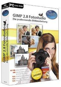 GIMP 2.8 Fotostudio