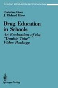 Drug Education in Schools