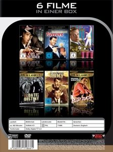 All Time Stars (6 Filme In Einer Box)