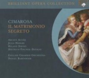 Brilliant Opera Collection: Cimarosa LL Matrimonio