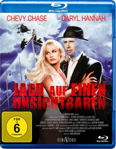 Jagd auf einen Unsichtbaren (Blu-ray)