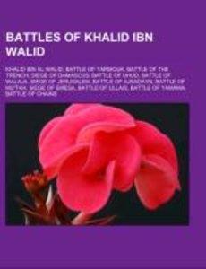 Battles of Khalid ibn Walid
