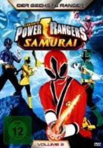 Power Rangers Samurai-Der Sechste Ranger (Vol.3)