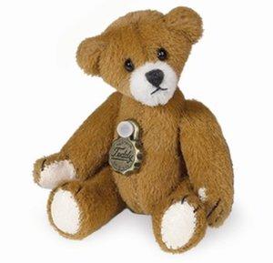 Teddy Hermann 15160 - Teddy, altgold, 5 cm