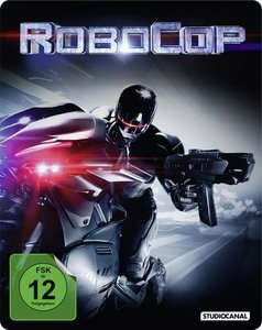 Robocop. Limited Steel Edition