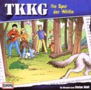 TKKG 177. Die Spur der Wölfin