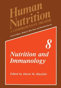 Nutrition and Immunology