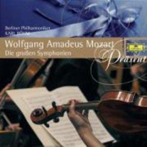 Mozart-Die Groáen Sinfonien