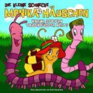 Die kleine Schnecke Monika Häuschen 01. Warum stolpern Tausendfü