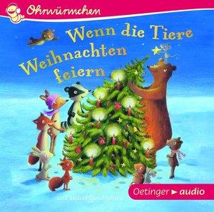 Wenn die Tiere Weihnachten feiern (CD)
