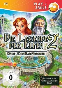 PLAY+SMILE: Die Legende der Elfen 2 - Der Zauberbaum (Strategie-