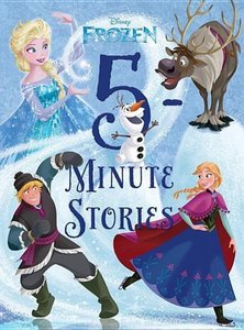 Frozen - 5-Minute Frozen Stories