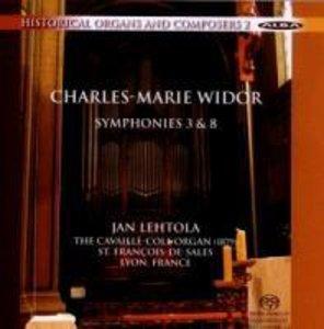 Orgelsinfonien 3+8
