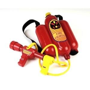 Theo Klein 8932 - Feuerwehrspritze, 40 cm - zum Schließen ins Bild klicken