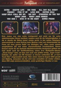 Live At Rockpalast-Super Freak Live 1982