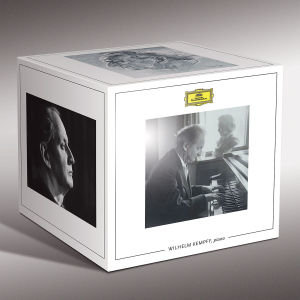 Solo Piano Recordings On DG And Decca (Ltd.Edt.)