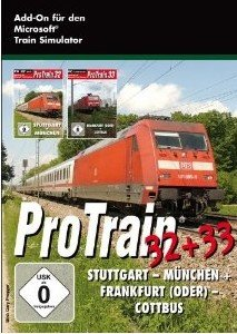 Train Simulator - Pro Train 32+33 Bundle
