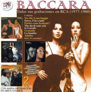 Todas Sus Grabaciones En Rca (1977-1980)