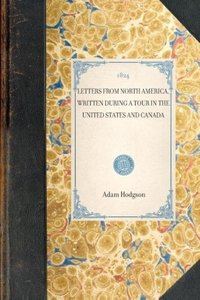 Letters from North America, Written During a Tour in the United