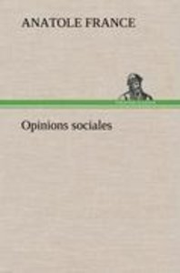 Opinions sociales