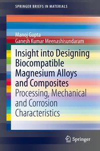 Insight into Designing Biocompatible Magnesium Alloys and Compos
