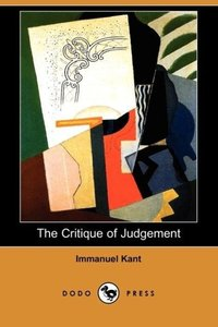 The Critique of Judgement (Dodo Press)