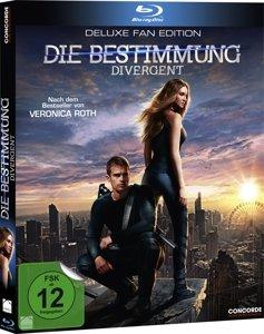 Die Bestimmung-Divergent (Blu-ray)