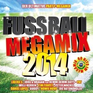 Fußball Megamix 2014