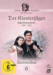 Der Klosterjäger-Die Gangho