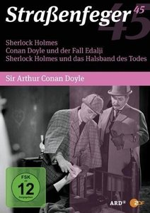 Straßenfeger 45 - Sherlock Holmes & Conan Doyle und der Fall Ed