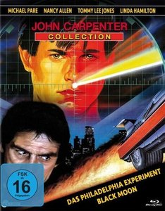 John Carpenter Collection (Disk 1: Das Philadelphia Experiment;